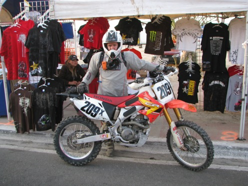 Racing the Baja San Felipe 250 in 2009