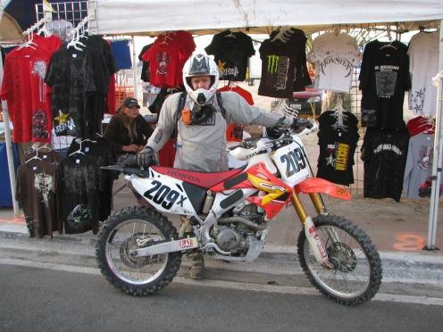 Racing the Baja San Felipe 250 in 2009